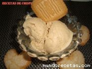 Helado de dulce de leche de chispi57