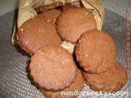 Galletas de chocolate y avellanas de chispi57