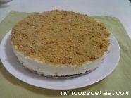 Tarta portuguesa sin gluten.