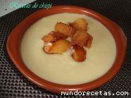 Crema de puerros de chispi57
