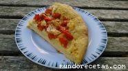Coca de tomate de Villareal