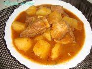 Costillas adobadas con patatas de chispi57