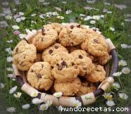 Galletas con chip de chocolate