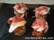 Alcachofas con jamón de chispi57