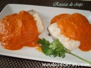Merluza en salsa vizcaina de chispi57