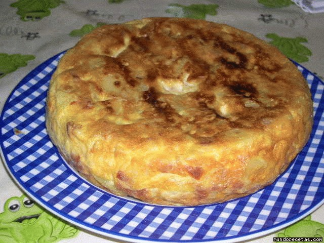 Tortilla de patatas microondas - Tortilla en el microondas ...