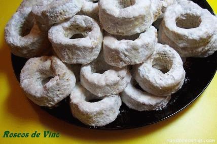Roscos de yema