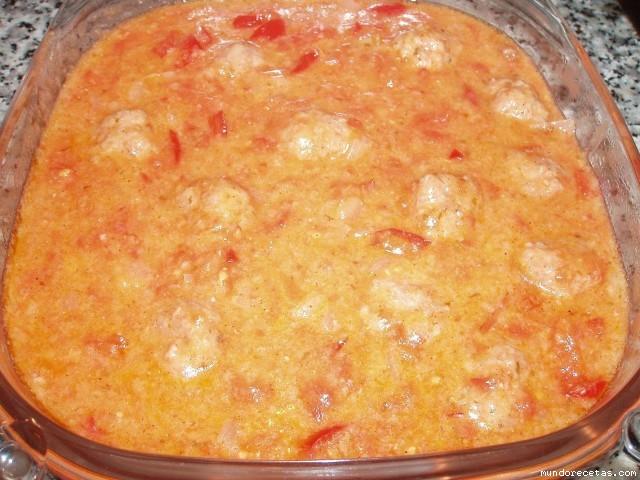 Albondigas boir chef o matic - Recetas cocina chef matic pro ...