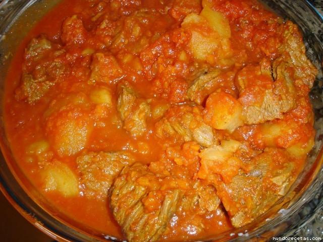 Ternera estofada con patatas chef o matic - Recetas cocina chef matic pro ...