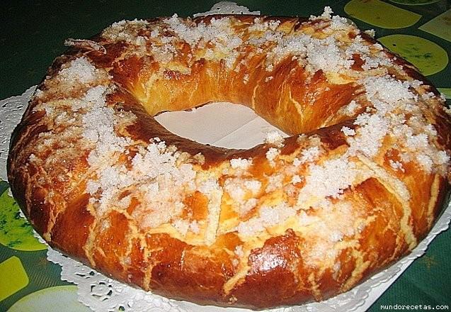 Receta de Roscón de Reyes definitivo (Thermomix)