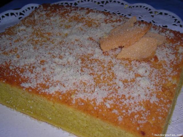 Bizcocho de almendra sin harina for Bizcocho de yogur y almendra