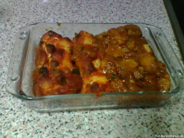 Bacalao a mi manera chef o matic - Recetas cocina chef matic pro ...