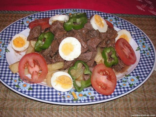 Bolivian Food Menu