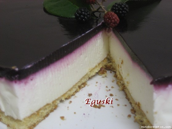 Tarta de yogurt