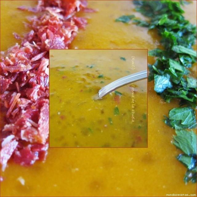 Receta de Crema de Tomate (Thermomix)