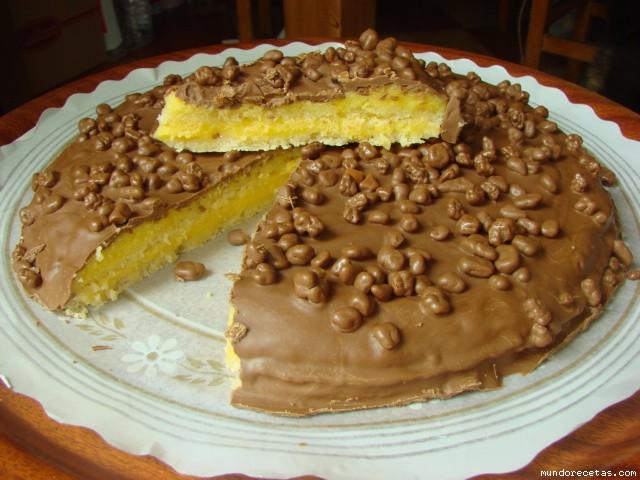 Mundorecetas.com Recetas De Cocina | Tarta De Almendras Con Daim Paso A Paso