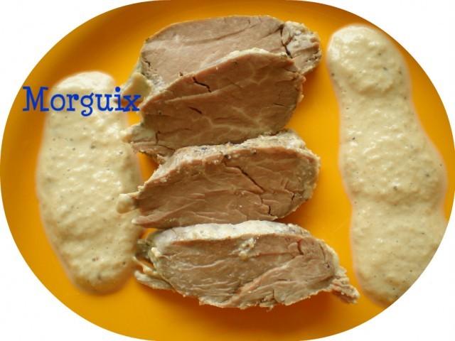 Solomillo o lomo de ternera al horno en salsa - Solomillo de ternera al horno facil ...