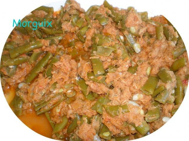 Jud as verdes con tomate y at n thermomix - Tiempo coccion judias verdes ...