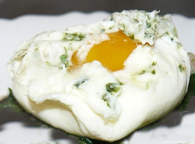 Receta de Huevos poché