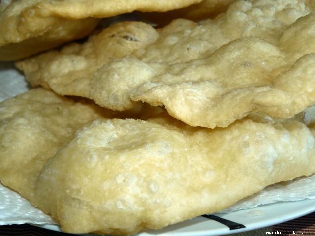 Receta de TORTAS FRITAS(COQUETES FREXIDES)