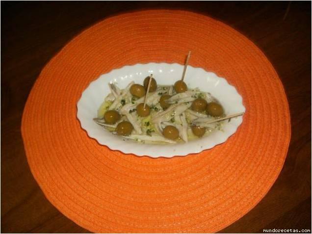 Boquerones en vinagre adita - Calorias boquerones en vinagre ...