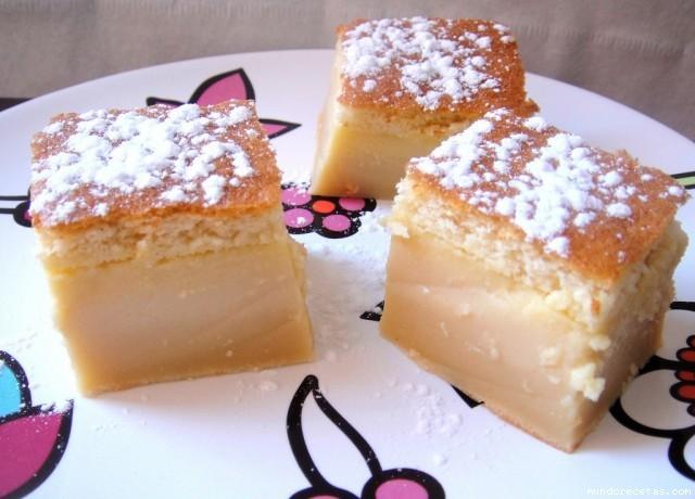 pie tarta de crema