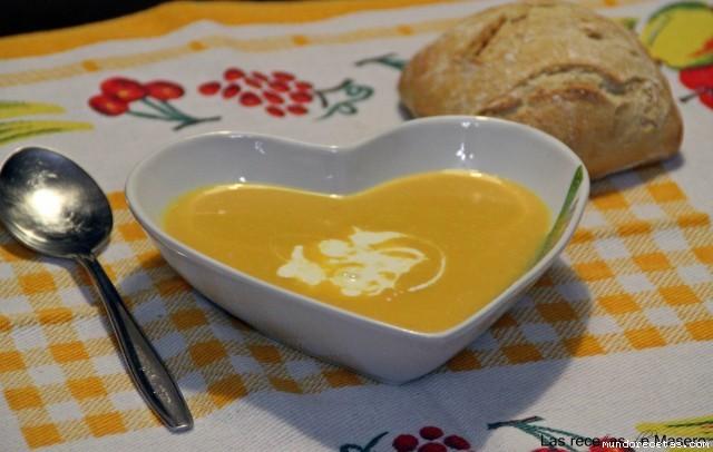Crema de calabaza chef o matic recetas de cocina - Recetas cocina chef matic pro ...