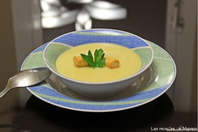 Crema de calabac n chef o matic - Recetas cocina chef matic pro ...